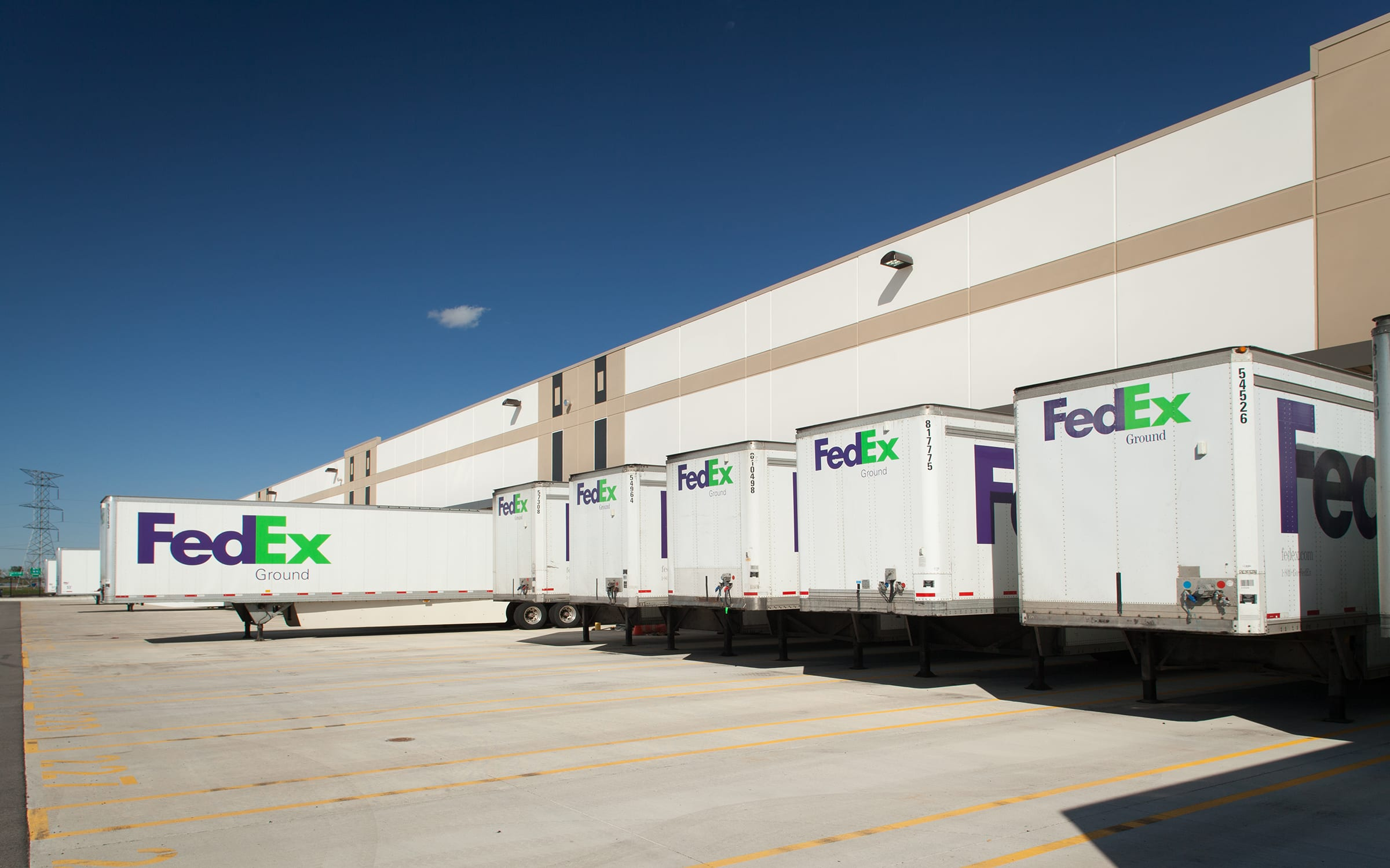 FedEx Distribution Centers-LA
