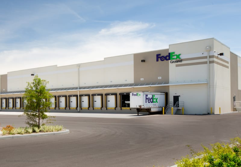 FedEx Distribution Centers Florida
