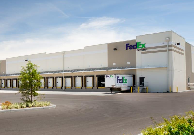 FedEx Distribution Centers Florida