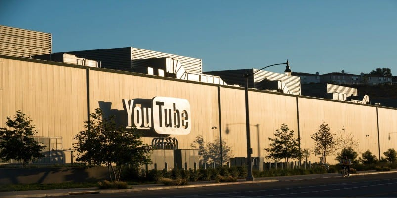 YouTube Playa Vista