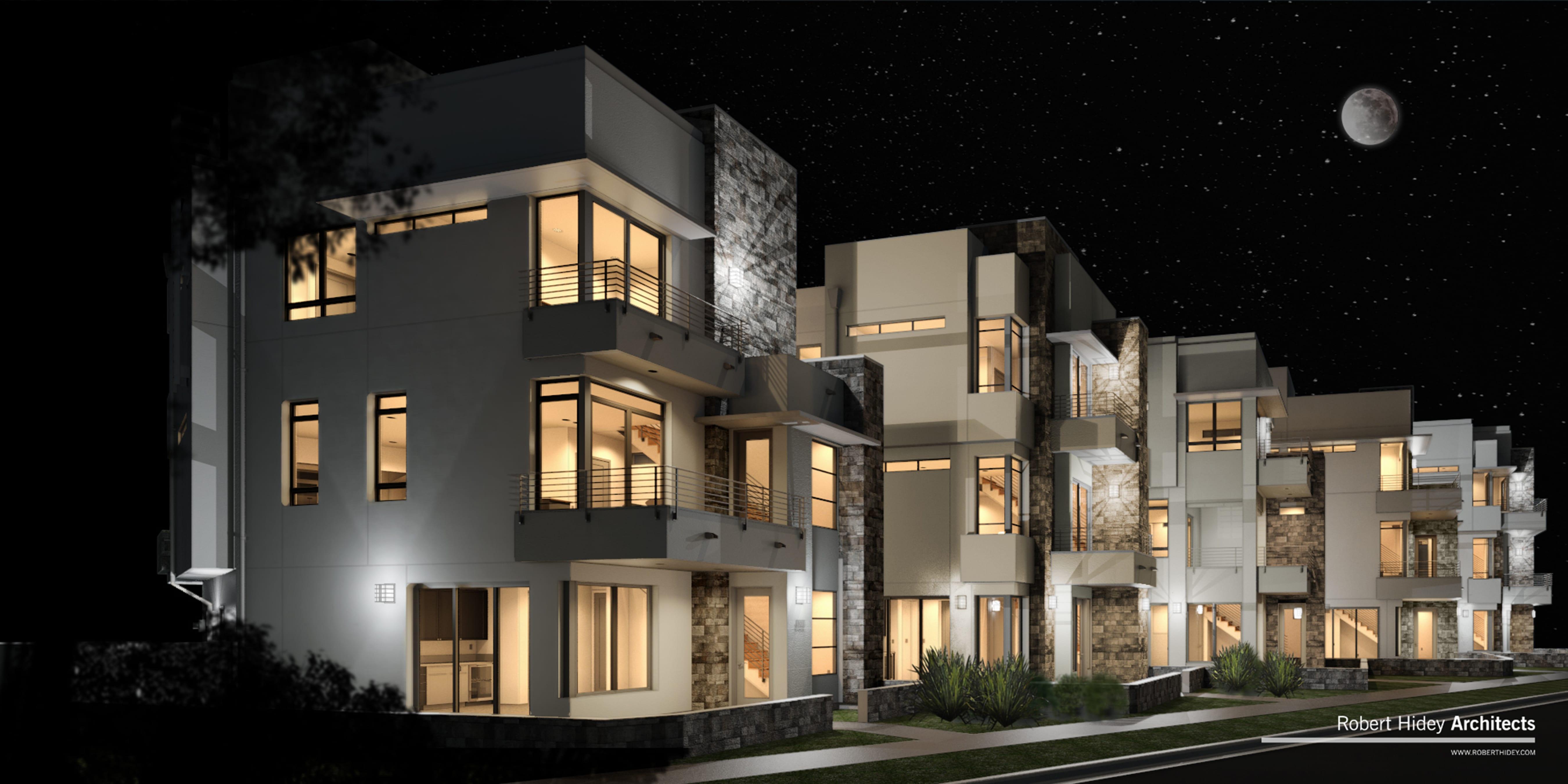 KB Homes Playa Vista